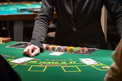 table blackjack regles