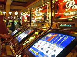 video poker machines casino
