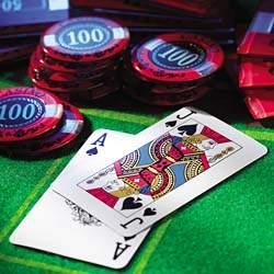 Blackjack Gratuit cartes jetons