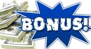 bonus argent